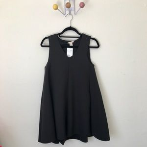 H&M Oversized Black Dress